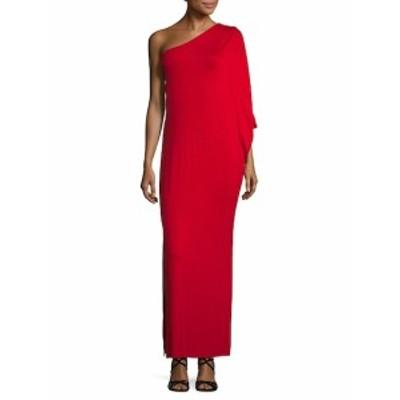 トリーナ ターク レディース ワンピース Savanna One-Shoulder Dress