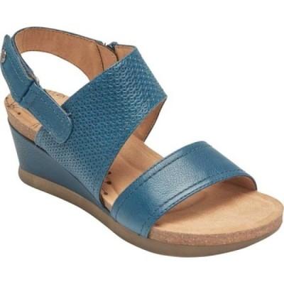 ロックポート Rockport レディース サンダル・ミュール ウェッジソール シューズ・靴 Cobb Hill Shona Wedge Sandal