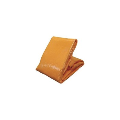 トラスコ中山 オレンジターピーシート#3000 幅3.6mX長さ5.4m TP3654OR