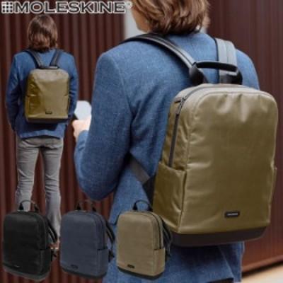 【モレスキン バッグ】モレスキン MOLESKINE バックパック テクニカルウィーブ製【バックパック リュック バッグ メンズ レディース カバ