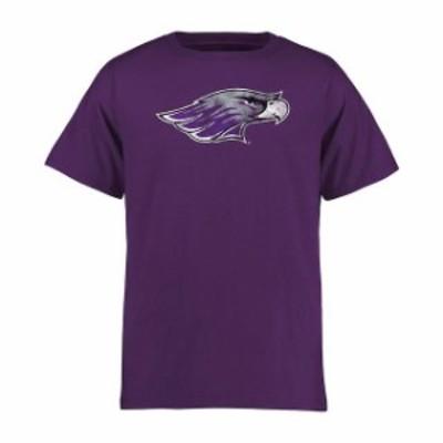 Fanatics Branded ファナティクス ブランド スポーツ用品  Wisconsin-Whitewater Warhawks Youth Purple Classic Primary T-Shirt