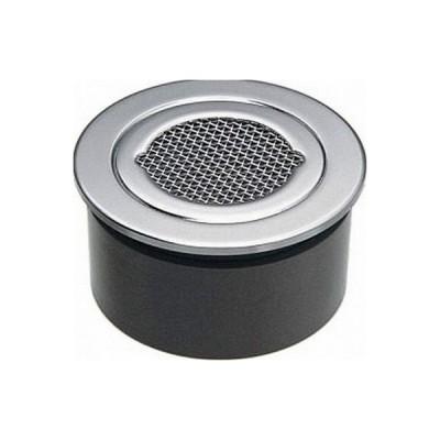 通気器具 カクダイ 400-233-40 VP・VU兼用防虫目皿(接着式) [□]