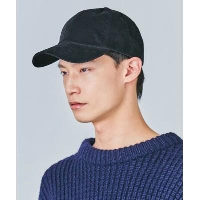 OVERRIDE / OVERRIDE COVERRIDEDUROY BASIC 6P CAP MEN 帽子 > キャップ