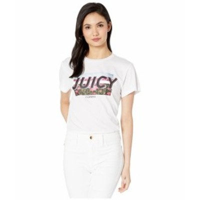 Juicy Couture ジューシークチュール 服 一般 Photo Real Relaxed Tee