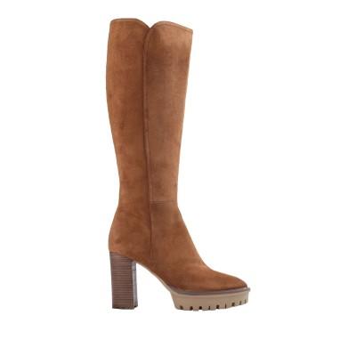 ブルーノ プレミ BRUNO PREMI ブーツ タン 41 牛革(カーフ) 100% ブーツ
