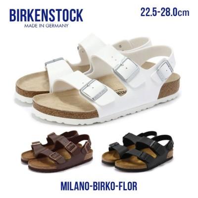 ビルケンシュトック サンダル Milano Birko Flor ミラノ メンズ 34791 3475334751 3473334731 34701