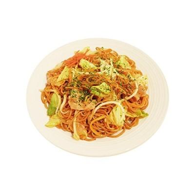 食品サンプル 展示用 ソース焼きそば皿付き オブジェ インテリア