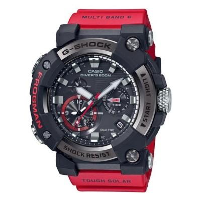 (カシオ)CASIO 腕時計 GWF-A1000-1A4JF (ジーショック)G-SHOCK フロッグマン MASTER OF G メンズ 電波ソーラー Bluetooth搭載(国内正規品)