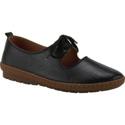 スプリングステップ Spring Step レディース シューズ・靴 Kiasy Mary Jane Black Leather