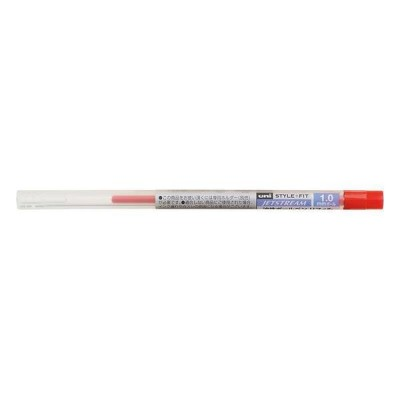 三菱鉛筆 スタイルフィット リフィル ジェットストリーム 1.0mm 赤