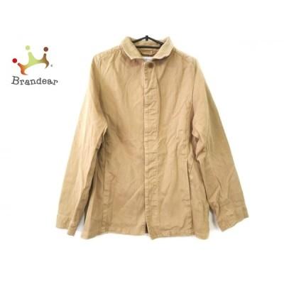 ユナイテッドアローズ コート サイズS メンズ ライトブラウン ショート丈/春・秋物 新着 20200704