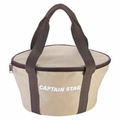 キャプテンスタッグ M5710 フタ付ダッチオーブンバッグ 30cm用 収納 鞄 かばん アウトドア キャンプ M-5710