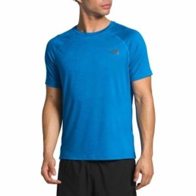 ザ ノースフェイス The North Face メンズ Tシャツ トップス Hyperlayer FD Short Sleeve T-Shirt Clear Lake Blue Heather