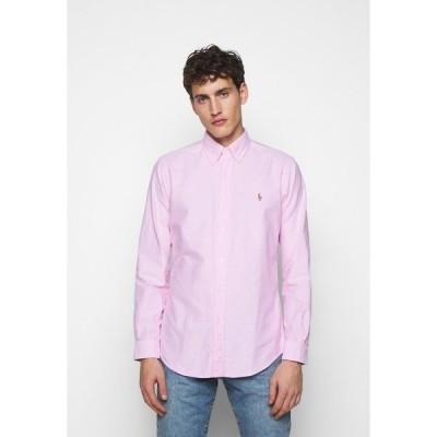 ラルフローレン シャツ メンズ トップス OXFORD CUSTOM FIT - Shirt - new rose