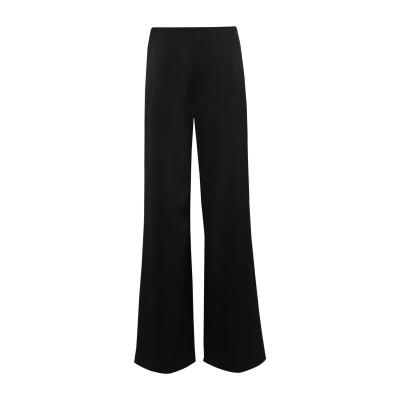 オージュールルジュール AU JOUR LE JOUR パンツ ブラック 38 ポリエステル 97% / ポリウレタン 3% パンツ