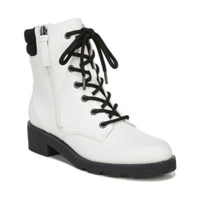 ドクター・ショール レディース ブーツ&レインブーツ シューズ Women's Tayler Mid Shaft Boots Off White