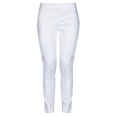 KOR@KOR パンツ ホワイト 40 コットン 97% / ポリウレタン 3% パンツ