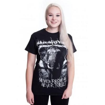 インペリコン Impericon レディース Tシャツ トップス - Never Forgive - T-Shirt black