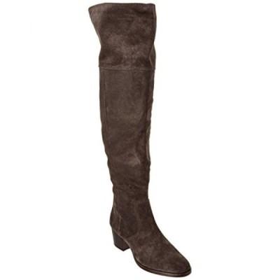 フライ レディース ブーツ FRYE Women's Clara OTK Leather Slouch Boot