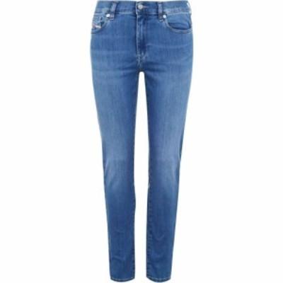 ディーゼル Diesel レディース ジーンズ・デニム ボトムス・パンツ Roisin Jeans Lgt Blu