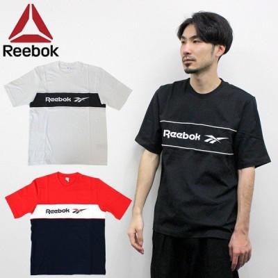 Reebok リーボック Classics Linear Tee クラシックス リニア Tシャツ 半袖 メンズ FJ3346 FK2715 FK2716 国内正規品
