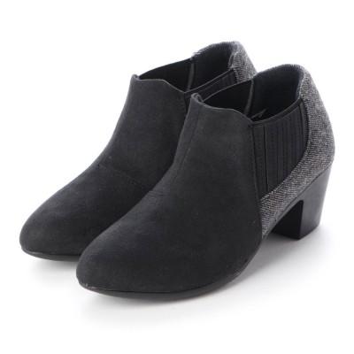 オールデイウォーク ALL DAY Walk ブーツ (ブラック/グレー)