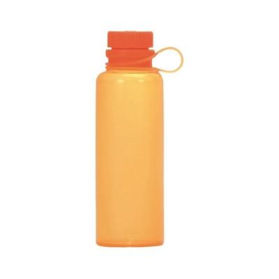 viv (ヴィヴ) 水筒 シリコン ボトル 500ml オレンジ  59832