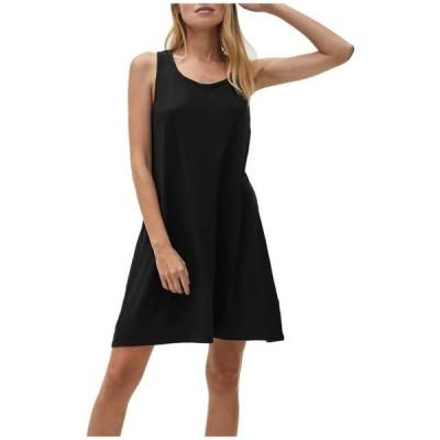 マイケルスターズ レディース ドレス  Becca Vintage Jersey Tank Dress w/ Gathered Back