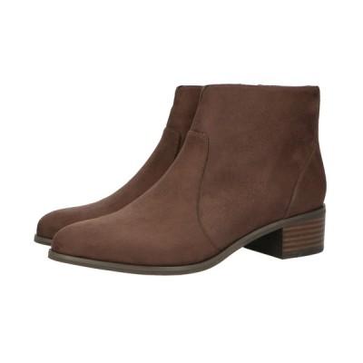 ORiental TRaffic / ポインテッドトゥスリットショートブーツ/2401 WOMEN シューズ > ブーツ