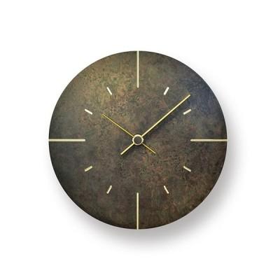 Lemnos(レムノス)掛時計 Orb(オーブ) 斑紋黒染色(ブラック)