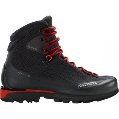 アークテリクス Arc'teryx メンズ ハイキング・登山 登山靴 シューズ・靴 Acrux LT GTX Mountaineering Boot Black/Helios
