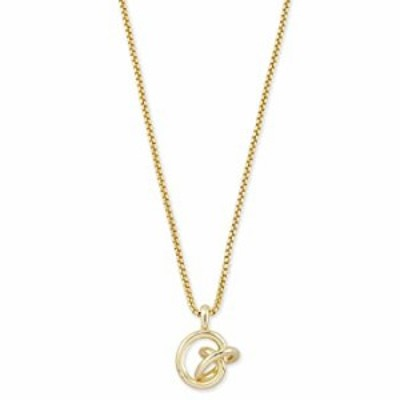 Kendra Scott Presleigh Small Long Pendant Necklace in Gold Gold Metal