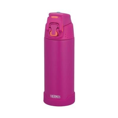 水筒 真空断熱スポーツボトル サーモス 500ml 保冷専用 直飲み スポーツ飲料対応 マットパープル