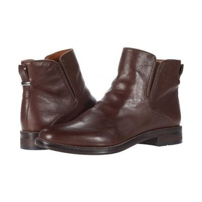 Franco Sarto フランコサルト レディース 女性用 シューズ 靴 ブーツ アンクル ショートブーツ Marcus - Brown