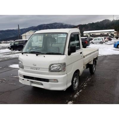 ハイゼットトラック 660 スペシャル 3方開 4WD