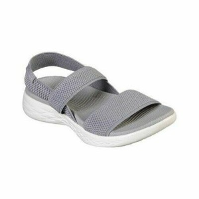 On オン ファッション サンダル Skechers Womens  On the GO 600 Flawless Slingback Sandal