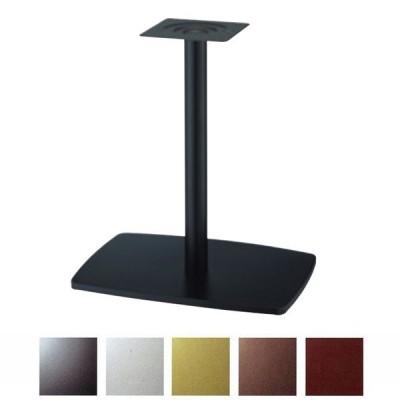 テーブル脚 テーブル用脚 DIY 脚のみ パーツ スチール脚 イオンS スチール テーブル脚  高さ600〜700mm