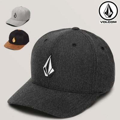 ボルコム キャップ volcom CAP メンズ Full Stone Heather XFit Hat D5511588