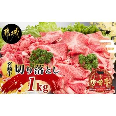 宮崎牛切り落とし1kg_MJ-6405