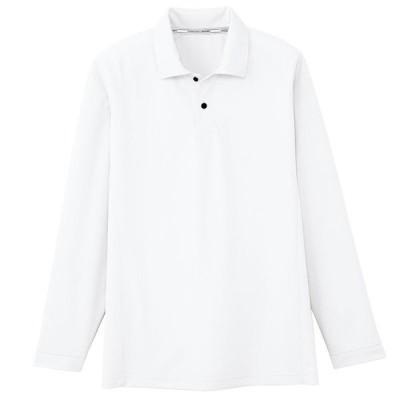 【co-cos】 コーコス AS-1648 吸汗速乾長袖ポロシャツ