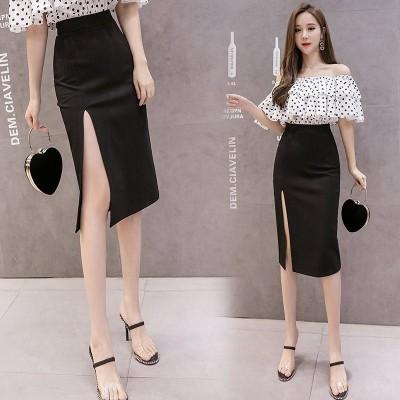 「良い品質」セクシーなスタイルは、キャリアバック、ヒップアップスカート、春と夏の中で、長めのハイウエスト、ストレッチ、タイトなスリムな上半身のスカートです