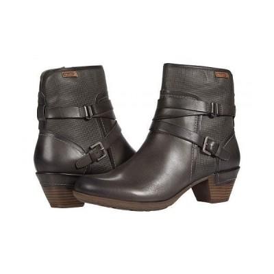 Pikolinos レディース 女性用 シューズ 靴 ブーツ アンクル ショートブーツ Rotterdam 902-8593 - Lead