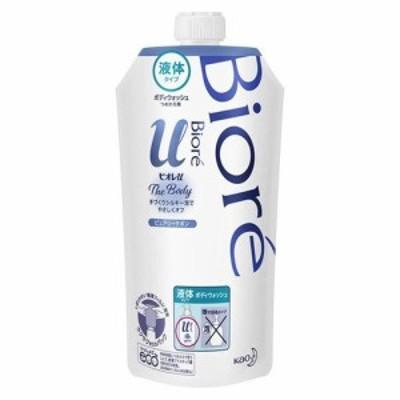 [花王]ビオレu ザ ボディ The Body 液体ピュアリーサボンの香り 詰替え用 340ml(ボディソープ)