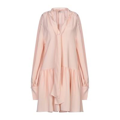 ステラ マッカートニー STELLA McCARTNEY ミニワンピース&ドレス ピンク 38 シルク 100% ミニワンピース&ドレス