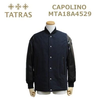 TATRAS (タトラス) ダウンジャケット メンズ MTA18A4529 CAPOLINO NAVY ネイビー コート