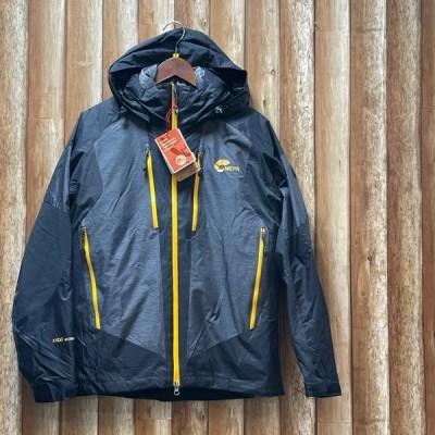 NEPA/3in1 Jacket/BLK-GRY/S