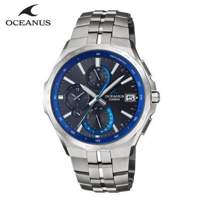 オシアナス メンズ腕時計 OCW-S5000-1AJF 電波ソーラー CASIO カシオ 正規品 OCEANUS