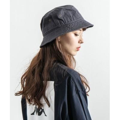 Rocky Monroe / NEWHATTAN ニューハッタン Bucket Hat -twill- ツイルバケットハット MEN 帽子 > ハット