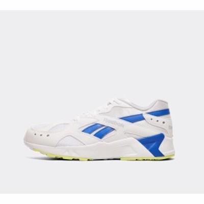 リーボック Reebok メンズ スニーカー シューズ・靴 aztrek trainer WHITE