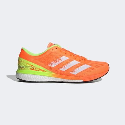 アディダス adidas アディゼロ ボストン 9 / Adizero Boston 9 (オレンジ)